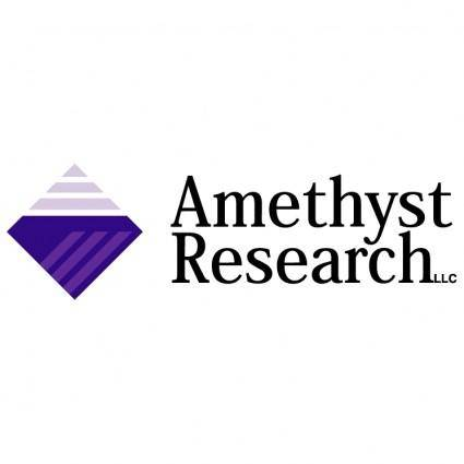 Amethyst research