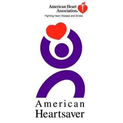 free vector American heartsaver day