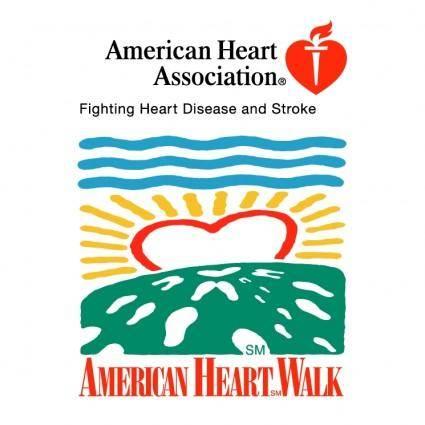 American heart walk