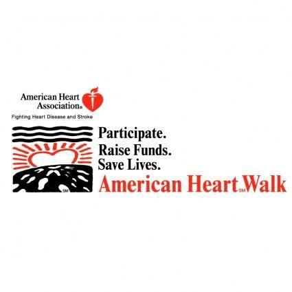 American heart walk 0