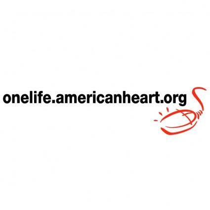 free vector American heart association 2