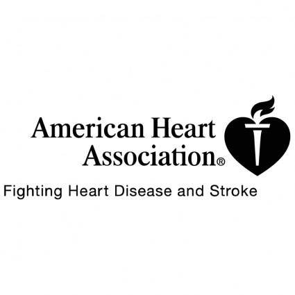 free vector American heart association 1
