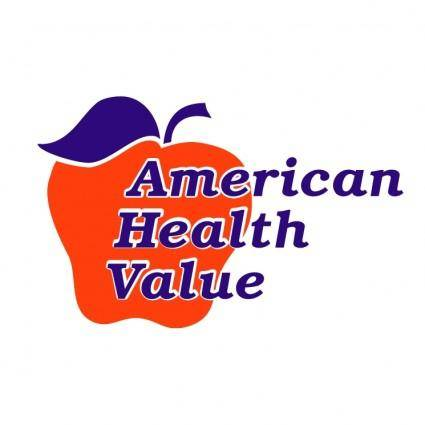 free vector American health value