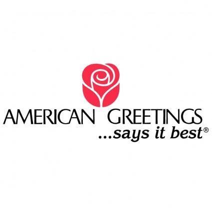 free vector American greetings 1