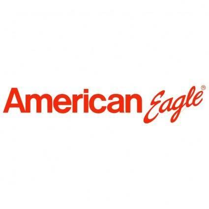 free vector American eagle 1
