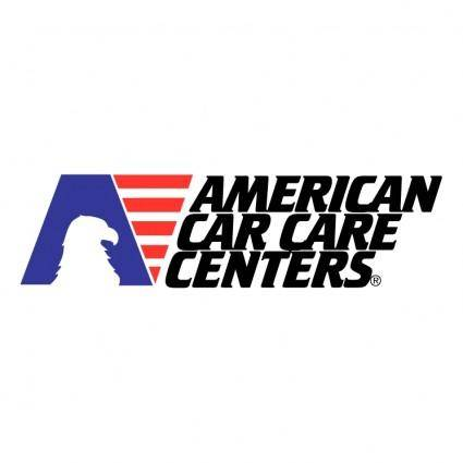 American car care centers