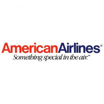 free vector American airlines 1