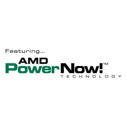 Amd powernow