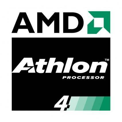 Amd athlon 4 processor