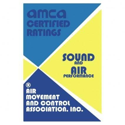 Amca certified ratings