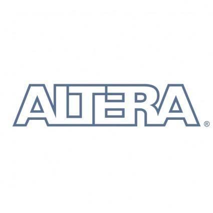 free vector Altera