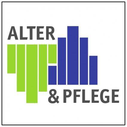 free vector Alter pflege
