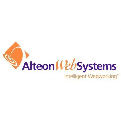 Alteon web systems 0