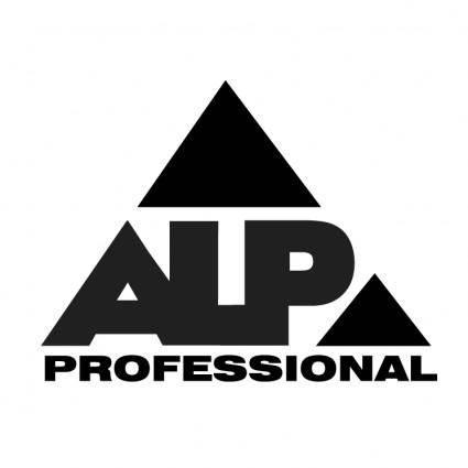 free vector Alp professional