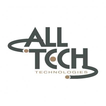 free vector Alltech technologies