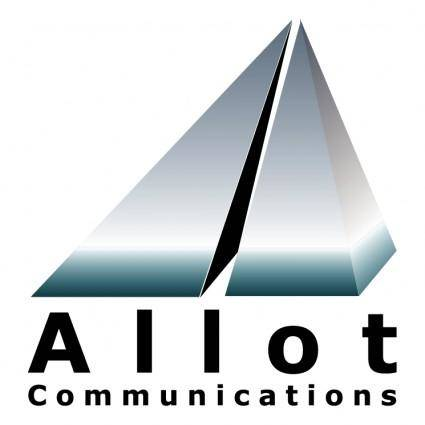 free vector Allot communications