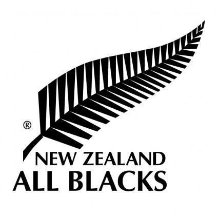 free vector All blacks