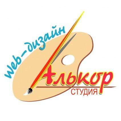 free vector Alkor web studio