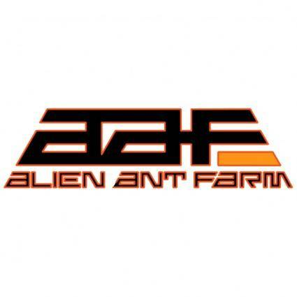 free vector Alien ant farm