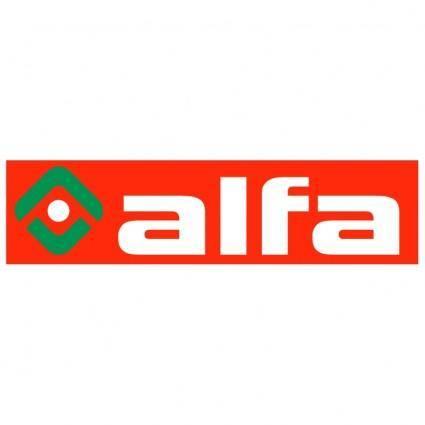 free vector Alfa 0