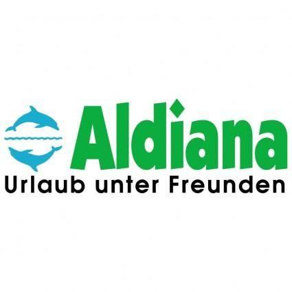 free vector Aldiana