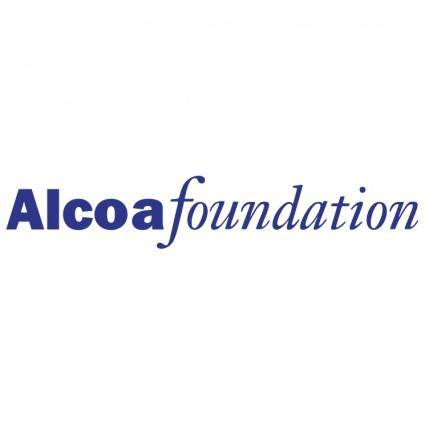 free vector Alcoa foundation