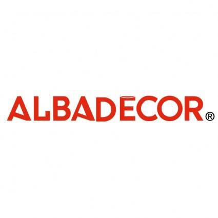 free vector Albadecor