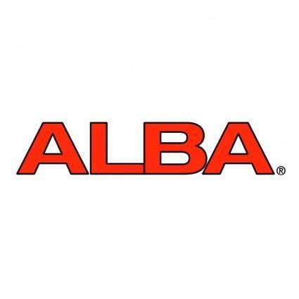 free vector Alba 0