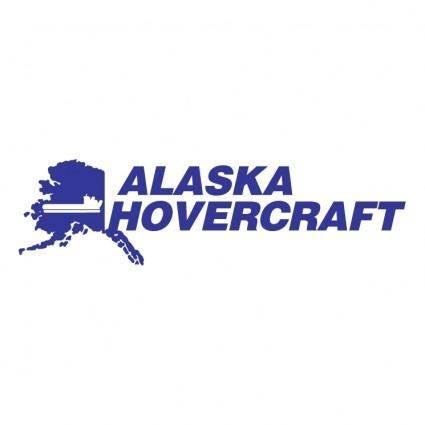 free vector Alaska hovercraft
