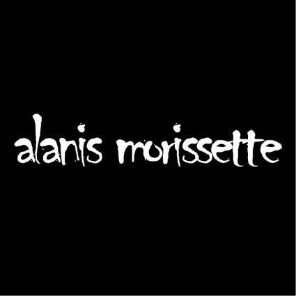 free vector Alanis morissette