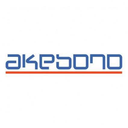 free vector Akebono