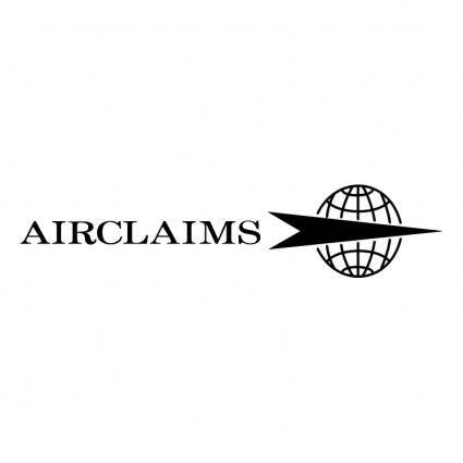 free vector Airclaims