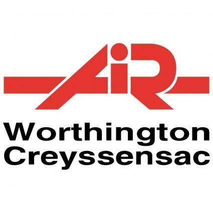 free vector Air worthington creyssensac