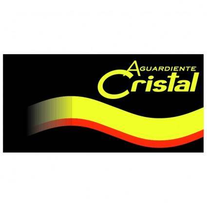 free vector Aguardiente cristal