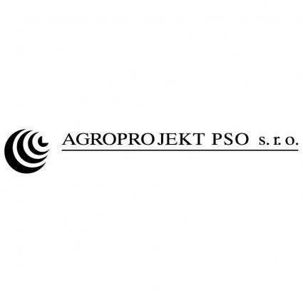 free vector Agroprojekt pso