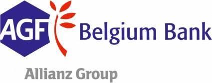 Agf belgium bank