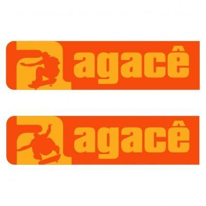 free vector Agace skateboarding