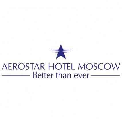 free vector Aerostar hotel moscow