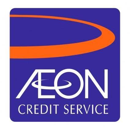 Aeon credit service 0