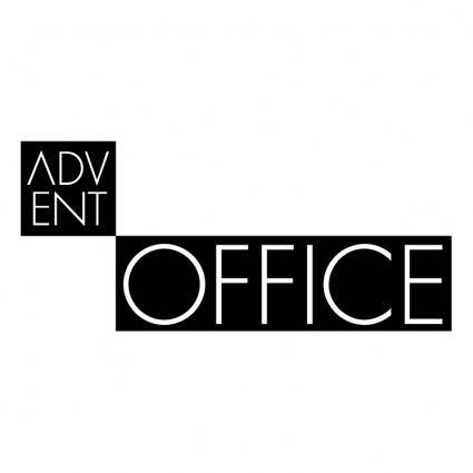 free vector Advent office