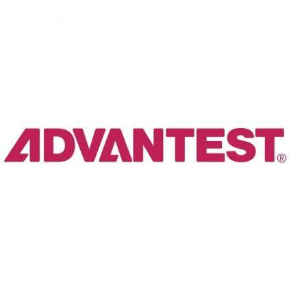free vector Advantest