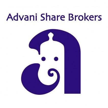 Advani share brokers