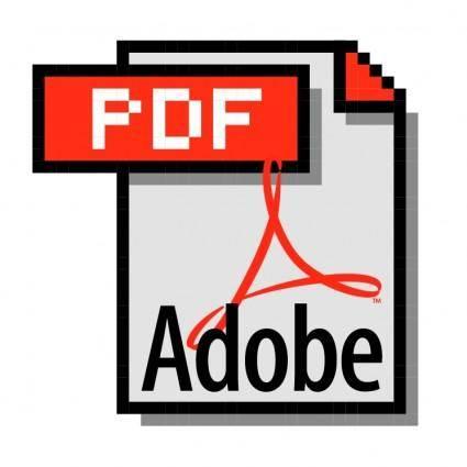free vector Adobe pdf 1