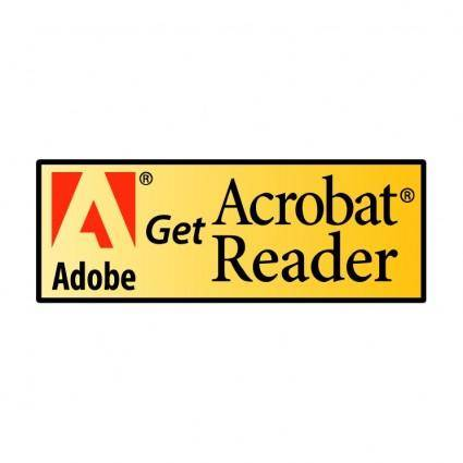 free vector Adobe acrobat reader