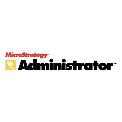free vector Administrator