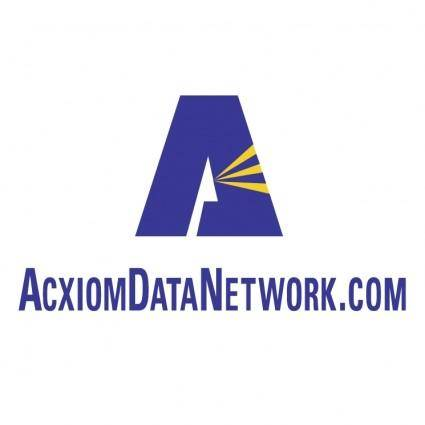 Acxiomdatanetworkcom