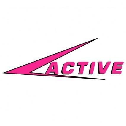 free vector Active