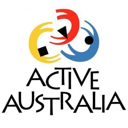 free vector Active australia