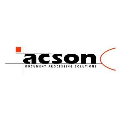 free vector Acson