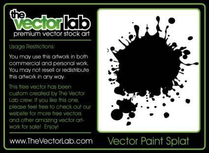 free vector Vector Splat